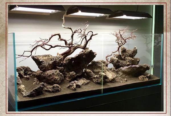 Grote foto jiang jing stone 10 20cm aquarium decoratie stenen dieren en toebehoren vissenkommen