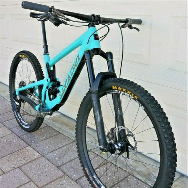 Grote foto 2019 santa cruz nomad carbon xtr am 1x10 bike fietsen en brommers sportfietsen