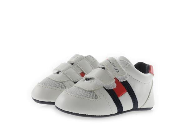 Grote foto tommy hilfiger sneakers maat 17 kinderen en baby schoenen voor meisjes