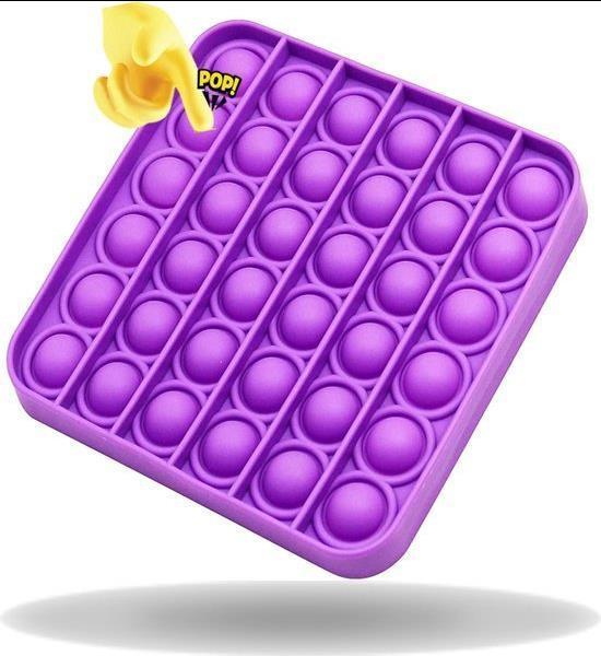 Grote foto pop it fidget toy simple dimple popit goedkoop vierkant paa verzamelen overige verzamelingen