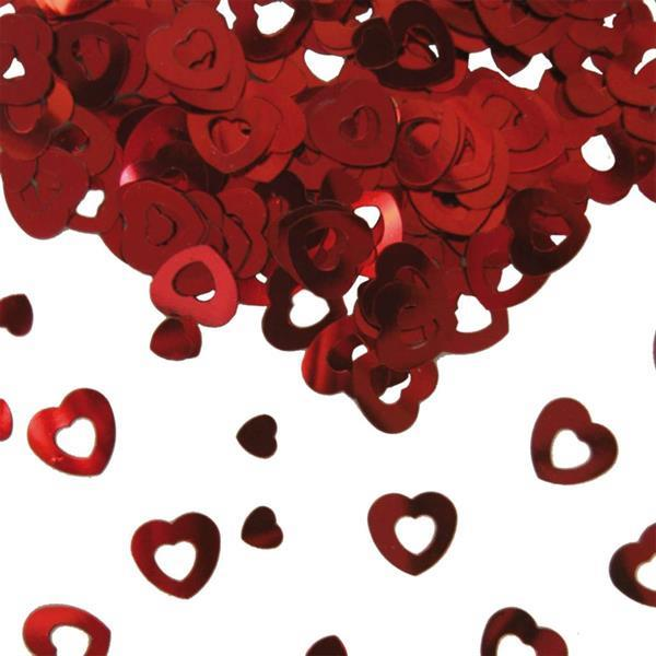 Grote foto tafelconfetti hartjes 14gr verzamelen overige verzamelingen