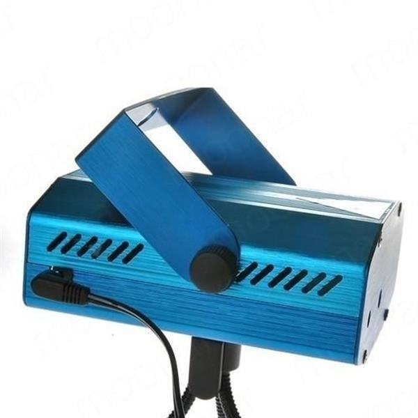 Grote foto mini laser show rood groen flash projector led disco blauw muziek en instrumenten overige muziek en instrumenten
