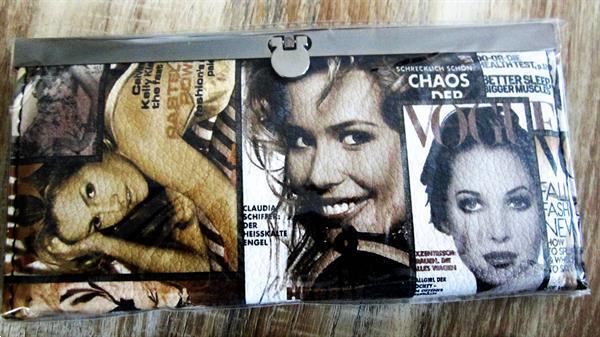 Grote foto portemonees diversen rommelmarktspullen