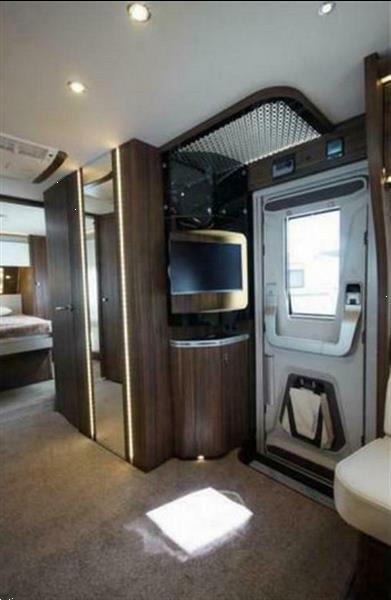 Grote foto tabbert cellini 7.50 slide out nieuw mod.2020 caravans en kamperen caravans