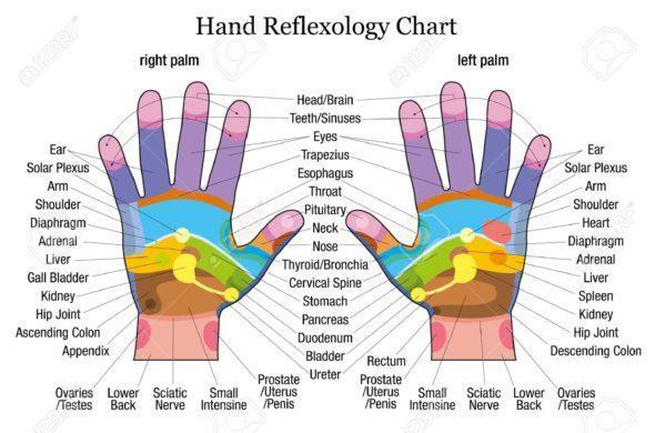 Grote foto ontspanning massage warme olie mannen alleen diensten en vakmensen masseurs en massagesalons