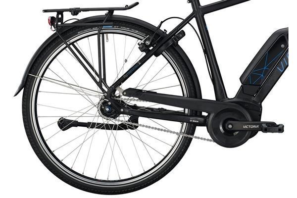 Grote foto victoria etrekking 7.4 e bike heren zwart bosch 500 wh fietsen en brommers damesfietsen