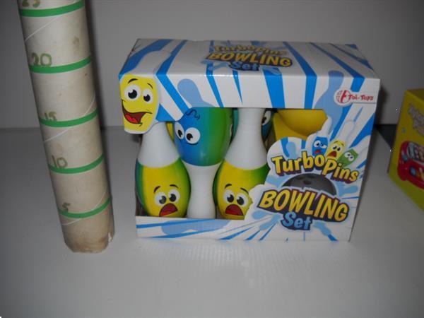 Grote foto bowlingsets 12 stuks kinderen en baby overige