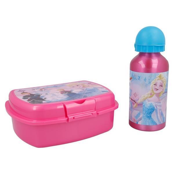 Grote foto frozen lunchbox drinkbeker kinderen en baby overige