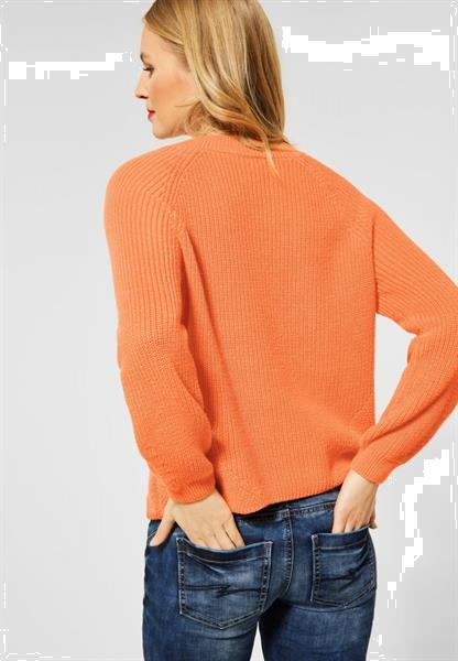 Grote foto a301488 strong mandarine kleding dames truien en vesten