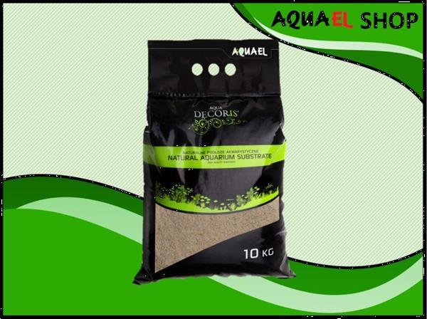 Grote foto natural gravel quarts sand 0.4 1.4mm aquarium quarts zand dieren en toebehoren vissenkommen