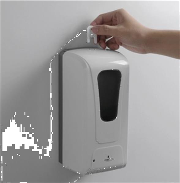 Grote foto automatische alcohol dispenser 80 ethanol diversen verpleegmiddelen en hulpmiddelen