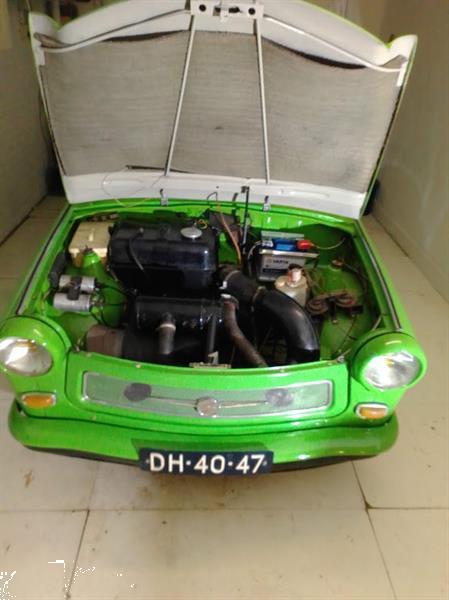 Grote foto mooie nostalgische auto uit de ddr te koop auto overige merken