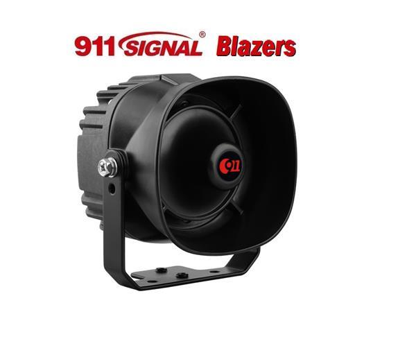 Grote foto 911 signal blazers professioneel compact sirene speaker alle motoren overige accessoires
