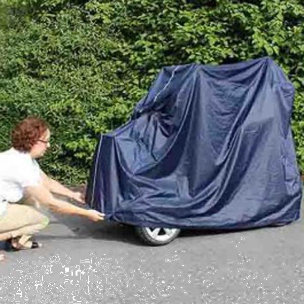 Grote foto afdekhoes premium rainpro xxl 155 x 70 x 110 cm diversen brommobielen en scootmobielen