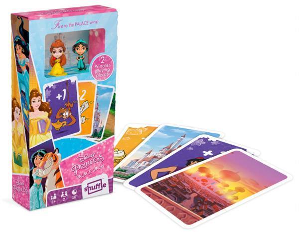 Grote foto kaartspel disney princess 5 6 x 8 7 cm karton 57 delig verzamelen overige verzamelingen