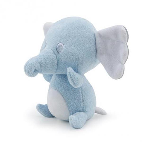 Grote foto trudi pluche baby olifant kinderen en baby knuffels en pluche