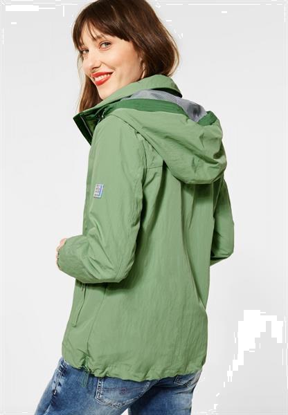 Grote foto a201564 decent green 34 kleding dames jassen zomer