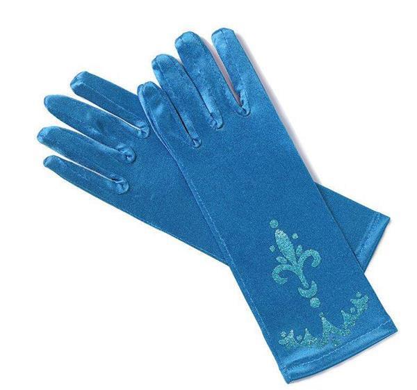Grote foto prinsessen handschoenen roze blauw paars groen kinderen en baby overige
