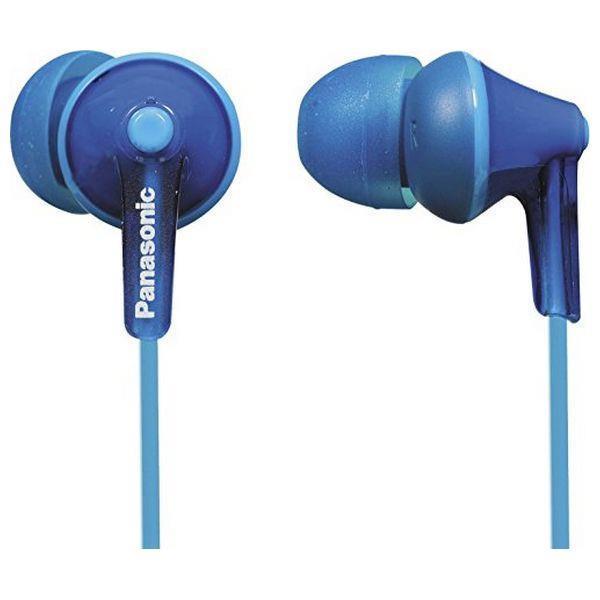 Grote foto oordopjes panasonic rp hje125e in ear blauw audio tv en foto koptelefoons