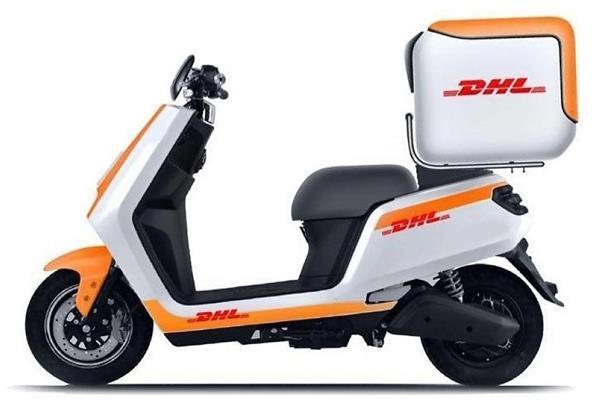 Grote foto iva e go s5 delivery wit bij central scooters kopen 259 fietsen en brommers scooters
