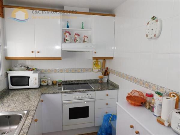 Grote foto ref sp0033 3 slaapkamer appartement met garage huizen en kamers bestaand europa