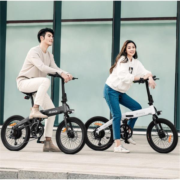 Grote foto z20 vouwbare elektrische fiets off road smart e bike 250 fietsen en brommers onderdelen