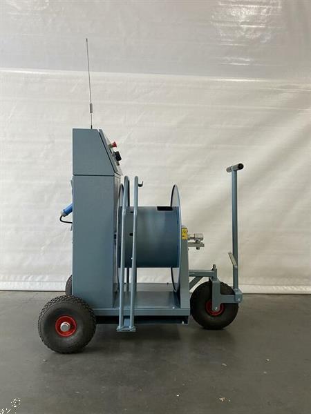Grote foto elektro slanghaspel 230v 1 agrarisch beregeningapparatuur