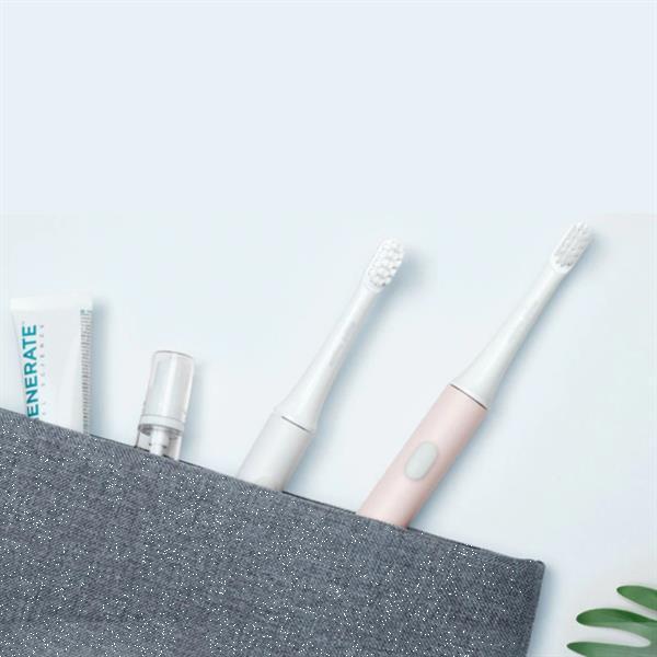 Grote foto mijia t100 sonic elektrische tandenborstel waterdicht soni beauty en gezondheid lichaamsverzorging