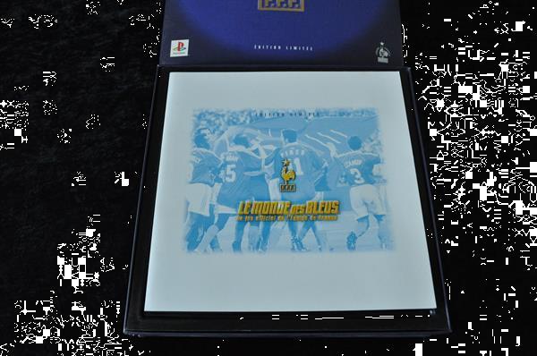 Grote foto le mondes des blues limited edition frence exclusive playsta verzamelen overige verzamelingen