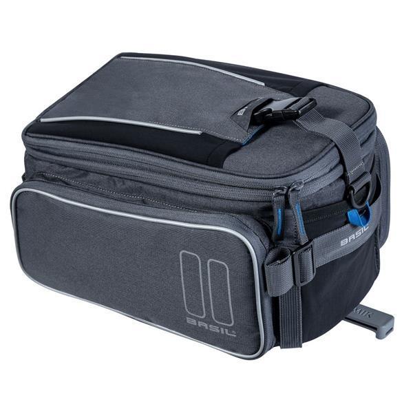 Grote foto basil sport design dragertas trunkbag mik 15 liter motoren overige accessoires