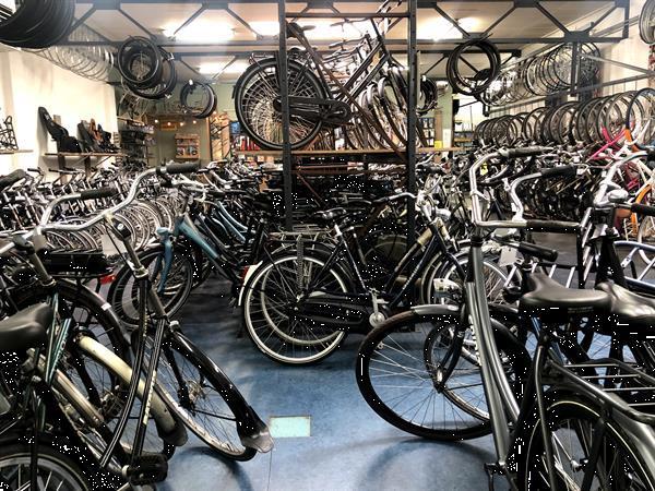 Grote foto gebruikte gazelle damesfietsen vanaf 95 nijmegen fietsen en brommers damesfietsen
