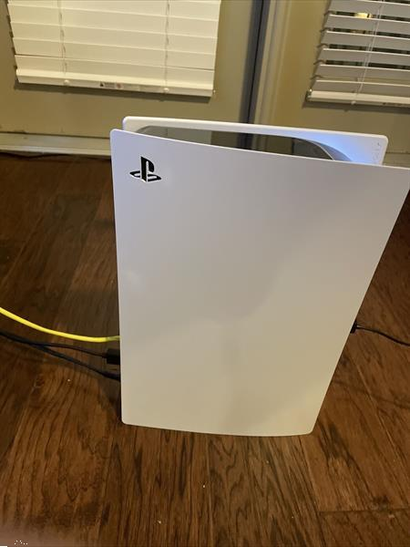 Grote foto new sony playstation 5 disc edition spelcomputers games playstation 4