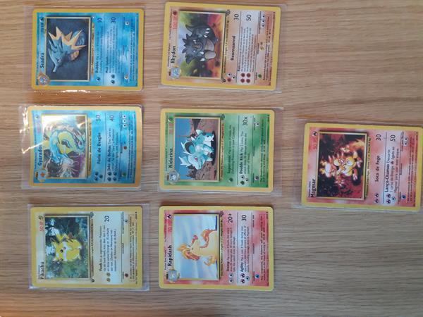 Grote foto 1st edition pikachu pokemon card 1995 hobby en vrije tijd pok mon