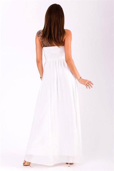 Grote foto long dress model 126184 yournewstyle kleding dames jurken en rokken