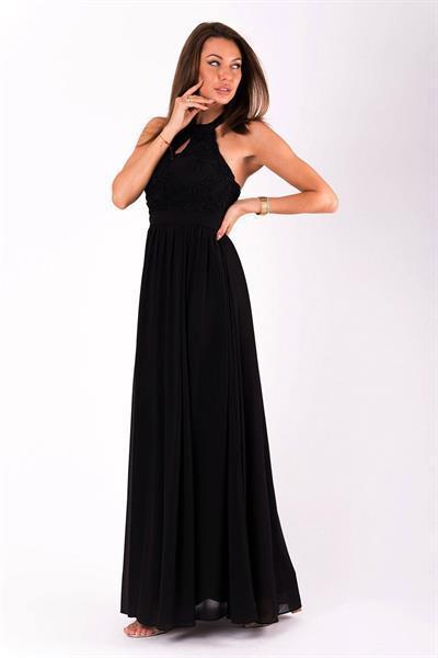 Grote foto long dress model 126190 yournewstyle kleding dames jurken en rokken