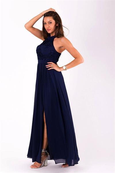 Grote foto long dress model 126191 yournewstyle kleding dames jurken en rokken