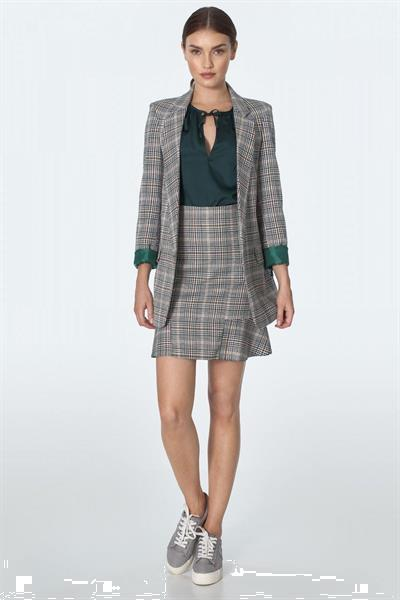 Grote foto skirt model 149112 nife kleding dames jurken en rokken