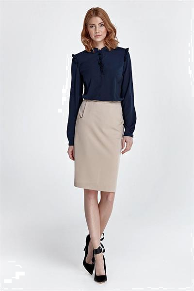 Grote foto skirt model 94050 nife kleding dames jurken en rokken