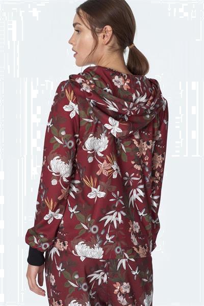 Grote foto sweatshirt model 149560 nife kleding dames truien en vesten