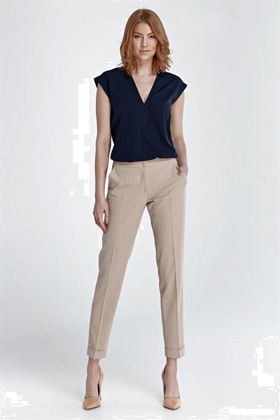 Grote foto women trousers model 94119 nife kleding dames broeken en pantalons