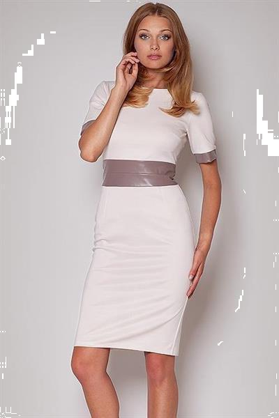 Grote foto cocktail dress model 28042 figl kleding dames jurken en rokken