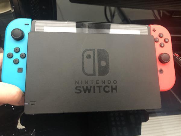 Grote foto nintendo switch spellen spelcomputers games overige