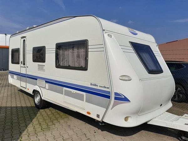 Grote foto hobby excellent easy 560 ul te koop caravans en kamperen caravan