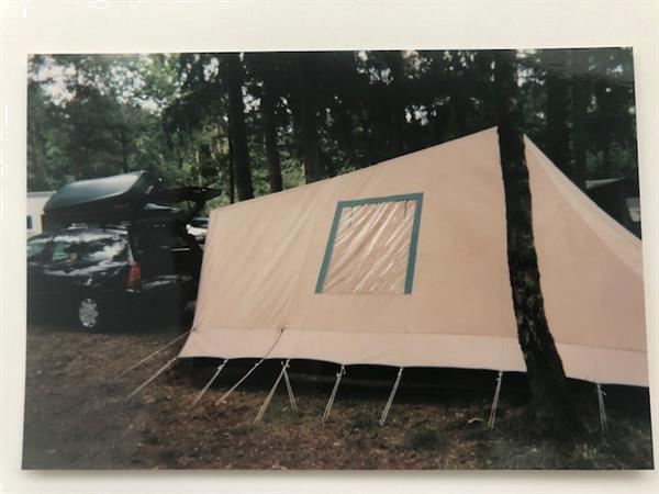 Grote foto baco 3600 piramidetent caravans en kamperen tenten