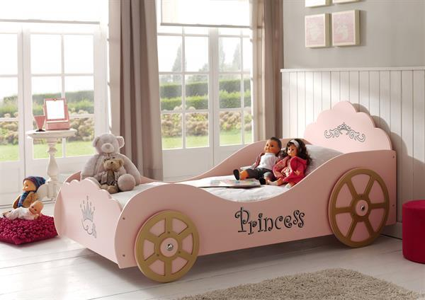 Grote foto princess pinky carbed kinderen en baby complete kinderkamers