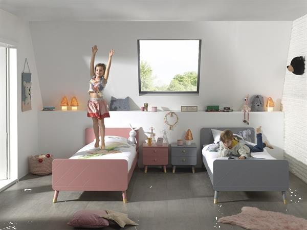 Grote foto billy 1 persoonsbed in 4 kleuren kinderen en baby complete kinderkamers