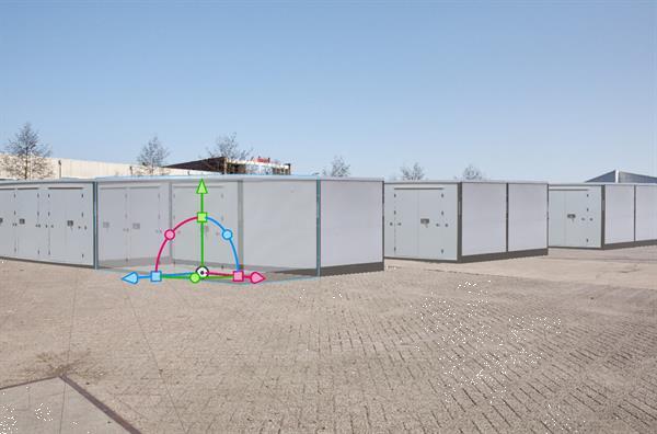 Grote foto opslagcontainer kopen of huren diensten en vakmensen verhuizers en opslag