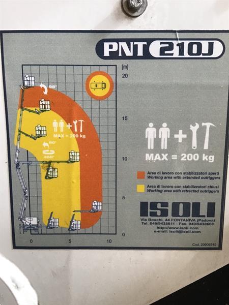 Grote foto isoli pnt 210 j doe het zelf en verbouw hoogwerkers