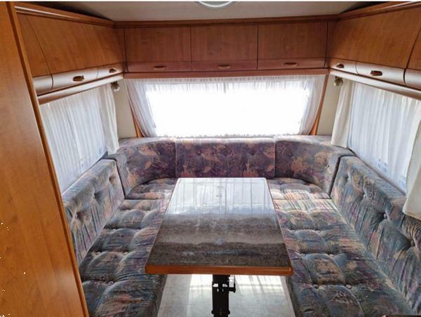 Grote foto hobby excellent 3.90 hk 1996 in nw. st. caravans en kamperen caravans
