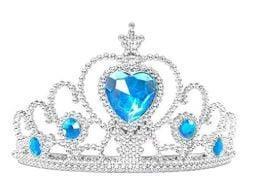 Grote foto prinsessenjurk licht blauw broche en gratis kroon 3 4 jaar kinderen en baby overige